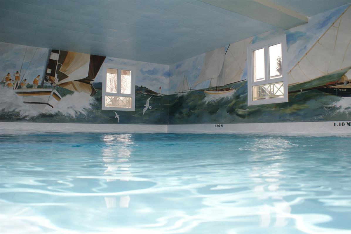 Liner piscine publique et s curit lois et for Piscine demontable reglementation